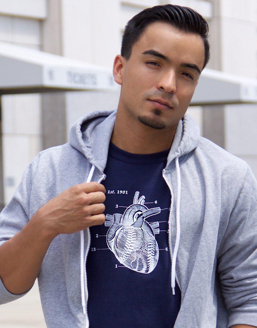 Bronx Heart Shirt