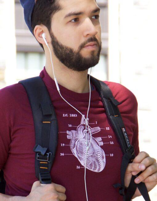 Philly Heart Shirt