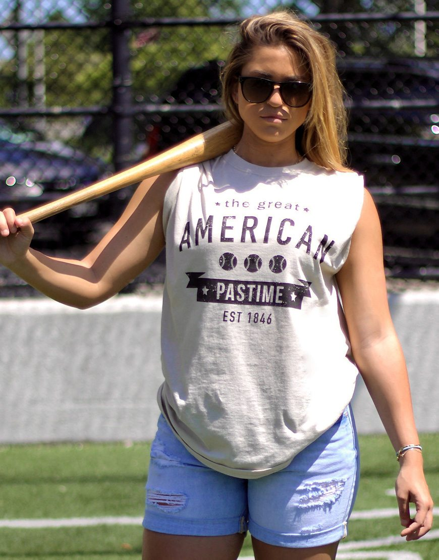 The Great American Pastime Shirt