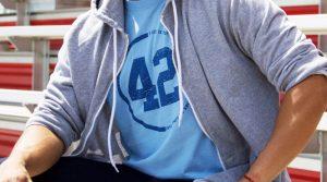 Jackie Robinson Tribute T-Shirt