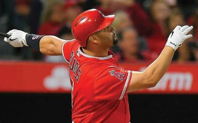 Albert Pujols Hits #600 and Leads Night of the Grand Slams