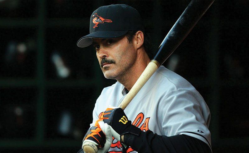 Can Rafael Palmeiro Make a Comeback at 53?